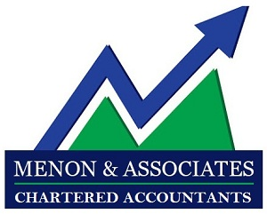 Menon associates logo